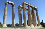 The Temple of Olympian Zeus; I reckon one of the better archaeological sites in the city