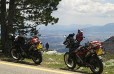 A day trip up mount Parnitha to test out our mechanical work