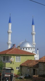 remember what Aidan said about beautifully gleaming mosques amidst shabby houses...?