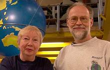 Grant & Susan founders of HU