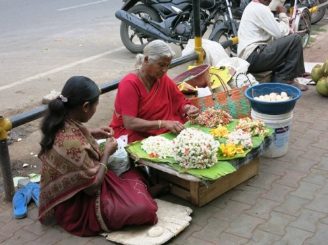 selling prayer flowers