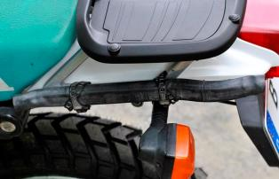 Tire Levers protected with an old bicycle tube